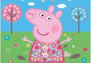 Peppa Pig Wall Mural 31 Best Peppa Pig Party Images