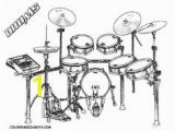 Percussion Coloring Pages 80 Best Drums Images On Pinterest