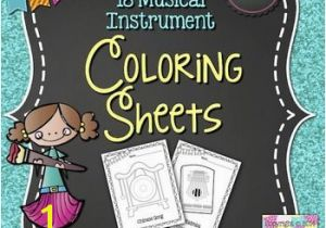 Percussion Coloring Pages Music Coloring Sheets 18 Instruments Of China & Africa
