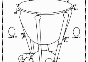 Percussion Coloring Pages This File In Pdf form Contains 13 Percussion Instruments