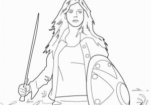 Percy Jackson Coloring Pages Annabeth Chase Coloring Pages Hellokids