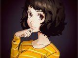 Persona 5 Coloring Pages Persona 5 Sadayo Kawakami