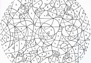 Pesach Coloring Pages A Color by Number for the Jewish Holiday Of Passover