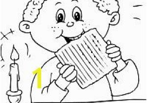 Pesach Coloring Pages Moshe