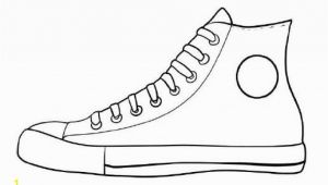 Pete the Cat Coloring Page Shoes Free Printable Shoe Coloring Pages Pete the Cat White