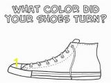Pete the Cat Coloring Page Shoes Pete the Cat Shoe Coloring Sheet by Peter Blenski the