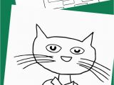 Pete the Cat Coloring Pages Pete the Cat Coloring Page Pete the Cat Coloring Page Image Groovy