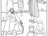 Peter Heals the Lame Man Coloring Page Peter and John at the Temple Coloring Page