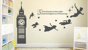 Peter Pan Wall Murals Peter Pan Wall Decal