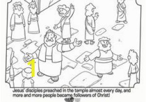 Peter Preaching at Pentecost Coloring Pages 103 Best Bible Coloring Pages Images In 2018