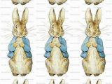 Peter Rabbit Nursery Wall Murals Set Of 5 Beatrix Potter Peter Rabbit Digital Collage
