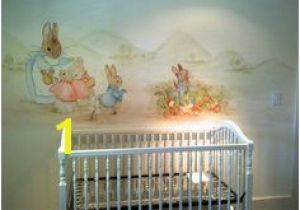 Peter Rabbit Wall Mural 377 Best Peter Rabbit Nursery Images