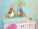 Peter Rabbit Wall Mural ashley Beavis Abeavis02 On Pinterest