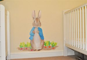 Peter Rabbit Wall Mural Best 54 Peter Rabbit Background On Hipwallpaper
