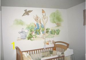Peter Rabbit Wall Mural Katherine Perren Katherineperren On Pinterest
