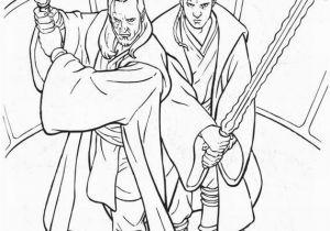 Phantom Menace Coloring Pages Star Wars Coloring Pages for Kids Printable Coloring Page