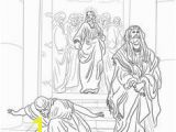 Pharisee and Tax Collector Coloring Page 57 Best Pharisee and Tax Collector Images