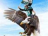 Philadelphia Eagles Wall Mural Eagles Landing