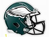 "Philadelphia Eagles Wall Mural Philadelphia Eagles Football Helmet Die Cut Decal 12""w X"