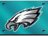 Philadelphia Eagles Wall Mural Philadelphia Eagles License Plate Laser Cut Green
