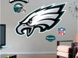 Philadelphia Eagles Wall Mural Philadelphia Eagles Team Logo Fathead Wall Sticker