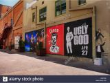 Philadelphia Mural Arts Wall Ball Kunst Werbung Stockfotos & Kunst Werbung Bilder Alamy