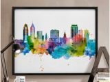 Philadelphia Skyline Wall Mural 20 Best Posters Images