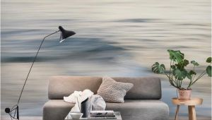 Photo Wall Mural Wallpaper Silent Wave Wall Mural Wallpaper Landscapes