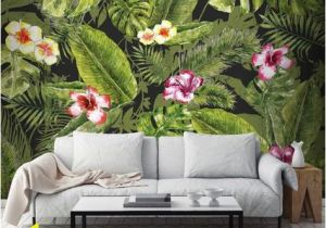 Photo Wall Murals Uk Couture Jungle Flora Mural Graham & Brown Uk Tropicana