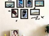 Picture Frame Wall Mural Rumas Removable Frame Wall Sticker Creative Wall Murals