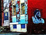 Pictures Of Murals On Buildings Baltimore City Building Mural Art by Constantine