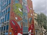 Pictures Of Murals On Buildings Jace Les Grand Voisins · A Journey Of Street Art Murals
