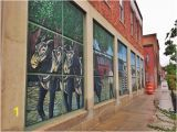 Pictures Of Murals On Buildings Mural On the Erie Canal Museum Building Front Picture Of Erie