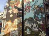 Pictures Of Murals On Buildings Murals Of Kadikoy istanbul Murals