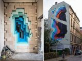 Pictures Of Murals On Buildings Stunning 3d Murals by German Street Artist 1010 Layers