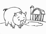 Pig Printable Coloring Pages New Cartoon Pig Coloring Pages Gallery Printable Coloring Sheet Pig