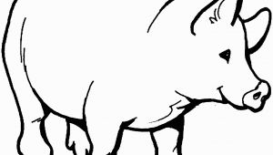 Pig Printable Coloring Pages Pig Coloring Pages