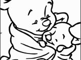 Piglet From Winnie the Pooh Coloring Pages Baby Piglet Winnie the Pooh Coloring Page 21 Coloring Sheets