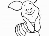 Piglet From Winnie the Pooh Coloring Pages Piglet Coloring Pages Best Coloring Pages for Kids
