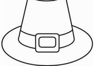 Pilgrim Hat Coloring Page 202 Best Coloring Images