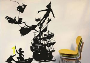 Pirate Ship Wall Murals Peter Pan Wall Decal