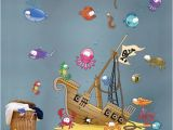 Pirate Ship Wall Murals Pirate Ship Wall Stickers Vinylimpression