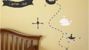 Pirate Treasure Map Wall Mural Pirate Treasure Map Your Name Boys Room Nursery Vinyl