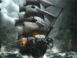 Pirate Wall Murals Uk Pirate Ship Wallpaper High Definition 02c20 Px