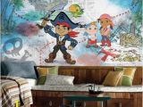 Pirate Wallpaper Murals Captain Jake & the Never Land Pirates Xl Wallpaper Mural 10 5 X 6