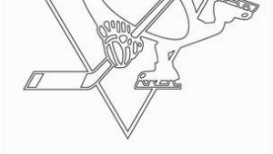 Pittsburgh Penguins Logo Coloring Page Pittsburgh Penguins Logo Coloring Page Nhl