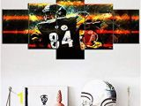 Pittsburgh Steelers Wall Murals Amazon Trends International Nfl Pittsburgh Steelers End