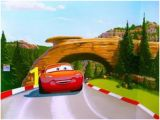Pixar Cars Wall Mural 24 Best Cars Mural Images