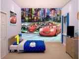 Pixar Cars Wall Mural Children S Wall Murals