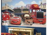 Pixar Cars Wall Mural Disney Pixar Cars Wall Mural Myshindigs